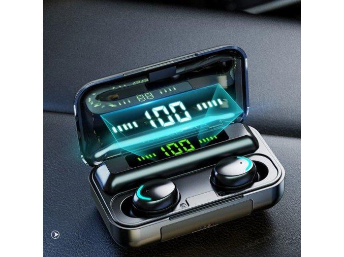 Sluchátka - bluetooth bezdrátové sluchátka vodotěsná - bezdrátová sluchátka - bluetooth sluchátka