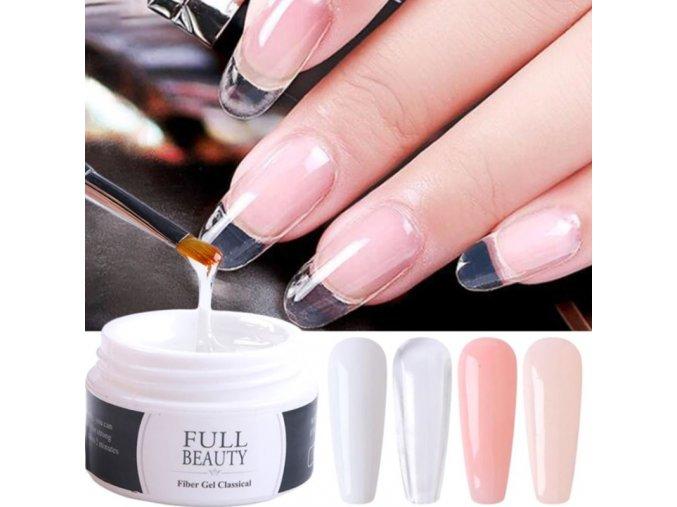 Nehty - gel - akrygel na nehtovou modeláž - nehtová modeláž - gelové nehty - výprodej skladu