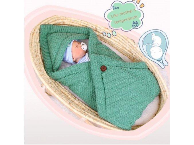 Miminko - dětský spací pytel pro miminko - zavinovačka - spací pytel - výprodej skladu