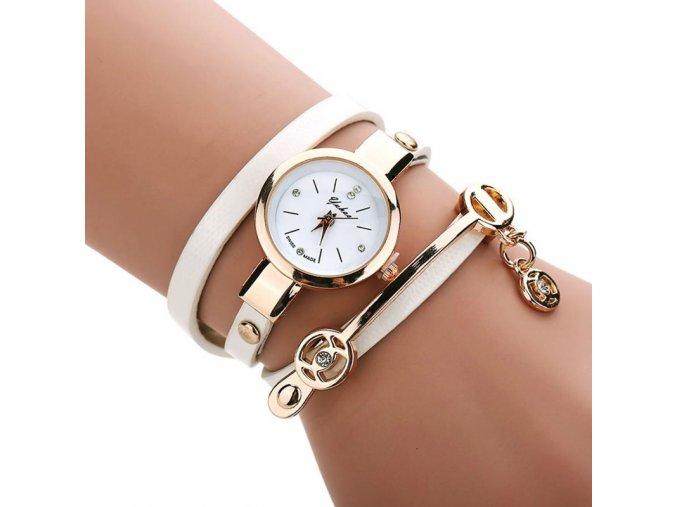 Luxusní dámské hodinky - SLEVA 90% (Barva Zlatá)