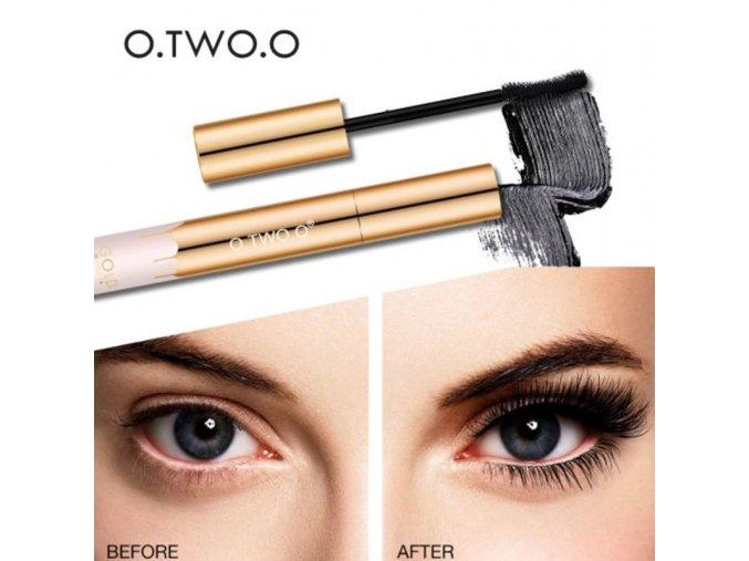 Kosmetika - řasenka - řasy - 3D volume řasenka v krásném obalu - dárky pro ženu