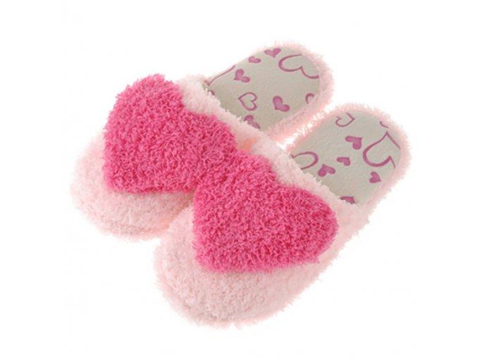Dámské pantofle - SLEVA 50% (Typ 8)