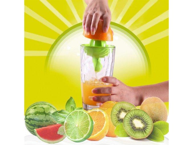 Prakticky odšťavňovač ovoce