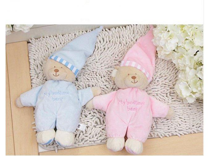 Dětský plyšový medvídek - SLEVA 20% (Barva Modrá)