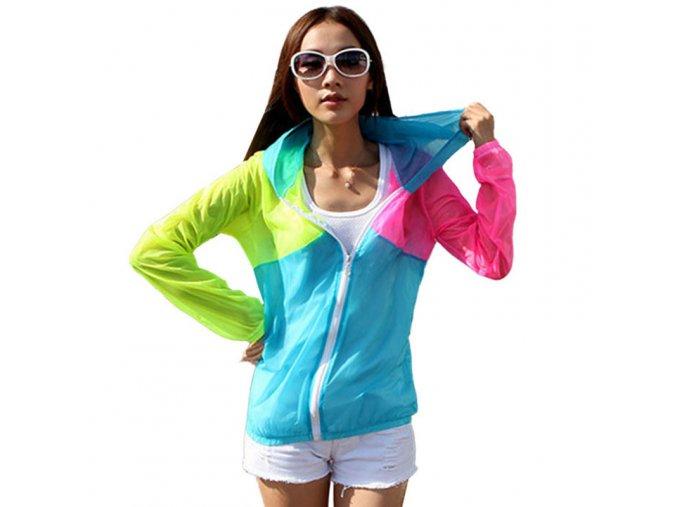 Dámská stylová šusťáková bunda - SLEVA 30% (Typ 3)