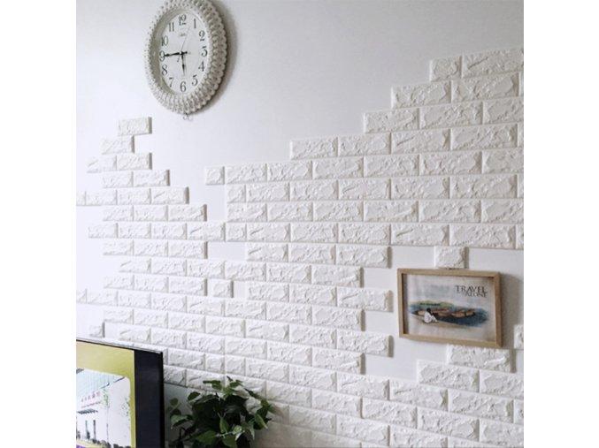 Pěnové tapety na zeď - výběr z 10 barev