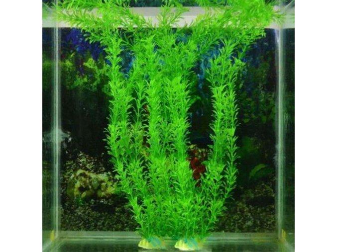 umele akvarijni rostliny