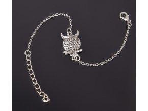 Dárky pro ženy- stříbrné náramky 6 variant-  Nápad na dárek pro přítelkyni k Vánocům nebo výročí