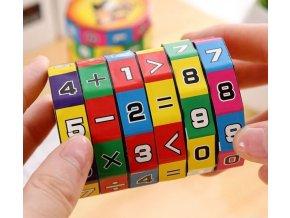 Pro děti- matematická pomůcka, výukové a vzdělávací hračky- Vhodný jako dárek k Vánocům