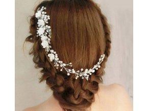 Pro ženy- doplňky do vlasů, svatební, plesové, zvláštní příležitost