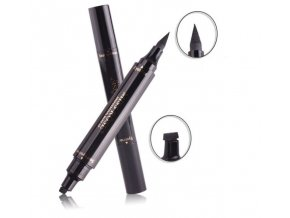 Pro ženy- dlouhotrvající oční linky voděodolné černé tužka- Nápad na dárek pro přítelkyni k Vánocům nebo výročí