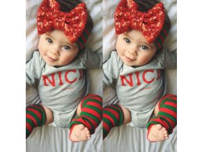 Dětské oblečení- dívčí luxusní set pro nejmenší vhodný na focení- VÝPRODEJ SKLADU