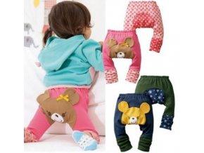Pro děti- roztomilé barevné tepláky pro chlapce a dívky 3 varianty- Dárky k Vánocům