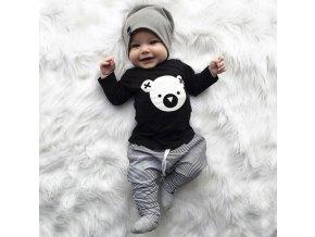 Dětské oblečení- dětský set kalhoty, tričko- VÝPRODEJ SKLADU