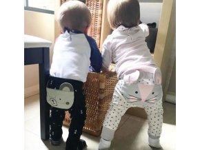 Pro děti- chlapecké, dívčí tepláky pro nejmenší- Dárky k Vánocům