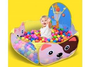 Pro děti- hrací dětská ohrádka pro nejmenší- VÝPRODEJ SKLADU