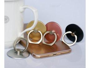 Mobilní telefon - Prstýnkový držák na telefon 4 barvy - vhodný jako dárek k Vánocům