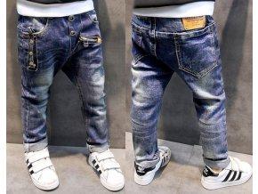 Dětské oblečení- luxusní džíny pro chlapce- VÝPRODEJ SKLADU