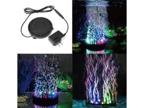 Akvarijní dekorace- LED osvětlení do akvária 10,5cm- SLEVA