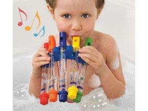 Pro děti- vodní flétna do vany- TIP NA DÁREK