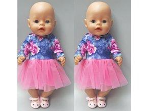 Hračky- oranžový letní set pro panenky- vhodný jako dárek