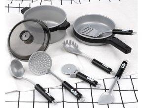 Pro děti-kuchyňský 8ks set nádobí- vhodné jako dárek