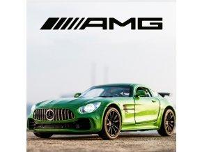 Auto Mercedes Benz AMG GT R 1:32- ve více barvách