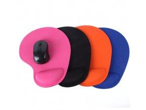 Komfortní podložka pod myš- více barev