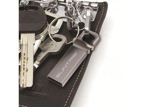 USB Flash Drive s OTG adaptérem- kovový