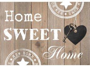 5D Diamantové malování podle čísel- Home sweet home