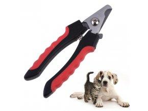Nůžky na drápky pro psy a kočky- typ 2- dvě velikosti