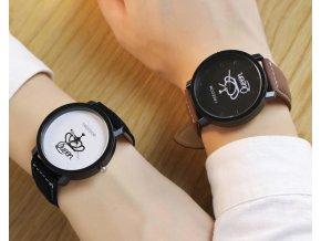 Dámské hodinky Queen- ve 4 variantách