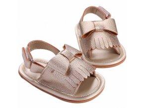 Dívčí dětské capáčky, sandále- více barev