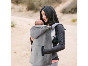 Děti- ochranná teplá kapsa na nosítko