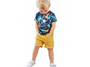 Dětské oblečení- set šortky a tričko pro chlapce California