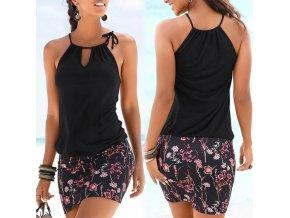 Dámské letní plážové šaty až 2XL NOVINKA 2020