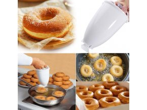 Dávkovač, strojek na koblihy, donut