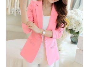 Luxusní elegantní dámské sako- více barev