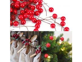 Dekorace- 100 ks podzimní, vánoční dekorace na tvoření