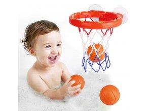 Pro děti- vodní hračka pro kluky do vany basketbalový koš- Vánoční dárky