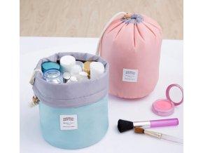 Cestovní praktická voděodolná kosmetická taška- více barev