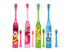 Dětský elektrický zubní kartáček- Pro děti