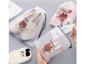 Cestovní praktický pytlík, taška- více velikostí