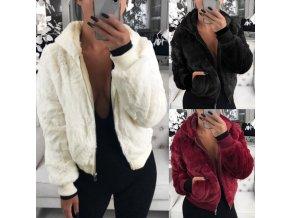 Dámské zimní bundy- levné zimní dámské bundy výprodej až 2XL