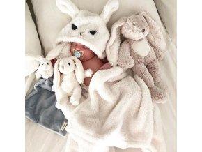 Pro děti hnízdečko pro miminko zavinovačka zavinovačka pro miminko dětský spací pytel - huňatý spací pytel pro miminko