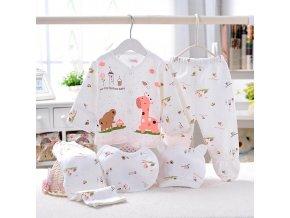 Oblečení pro děti levné dětské oblečení dětské oblečení - bavlněný set pro novorozence