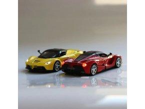 Tipy na dárky k vánocům - modely sportovních aut modely autíček