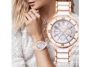Dámské hodinky- luxusní hodinky pro ženy a slečny- Dárky k Vánocům