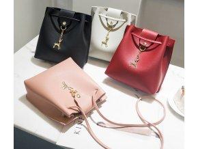 Dámské kabelky- elegantní dámská kabelka více barev- Dárky pro ženy