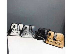 Pro ženy-dámské kabelky- Stylová fashion crossbody kabelka přes rameno